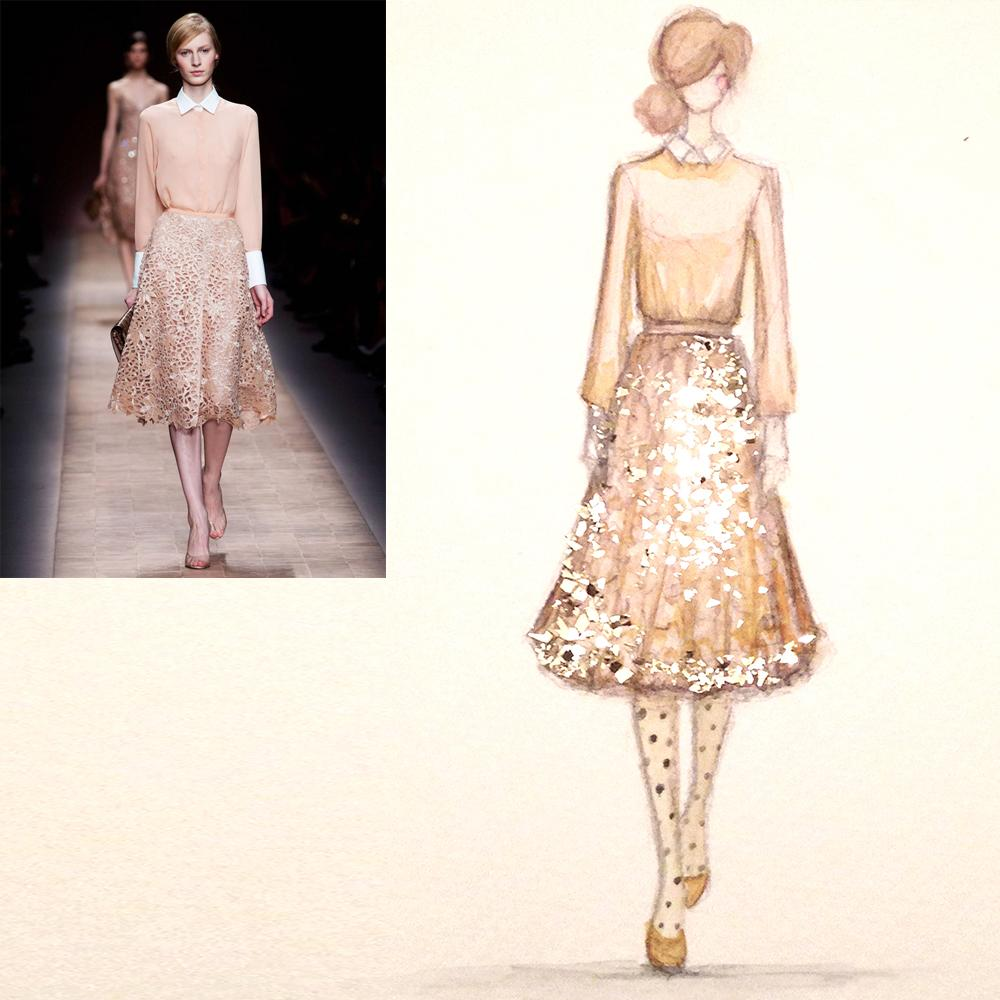 FINAL PIECES   Sweet Sophisticate - image 10 - student project