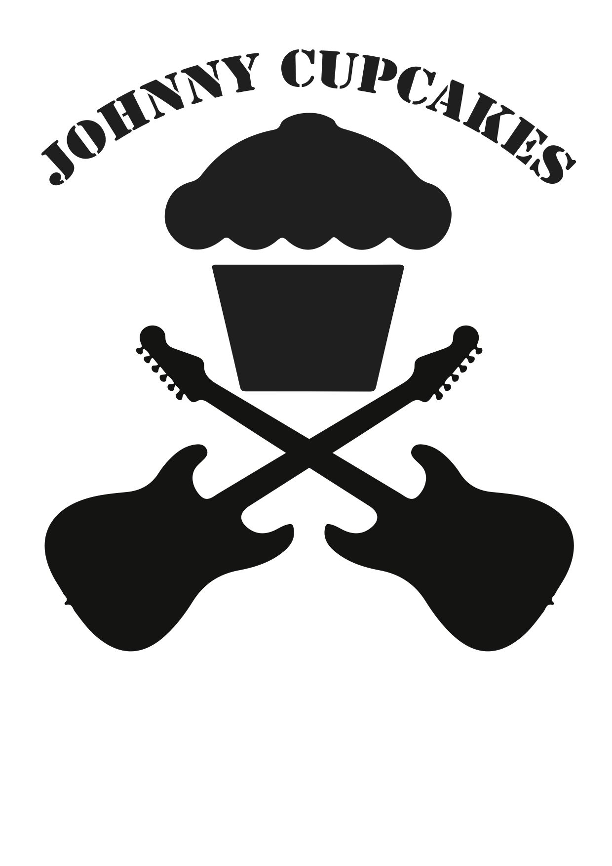 Tshirt For Johhny Cupcakes - image 1 - student project