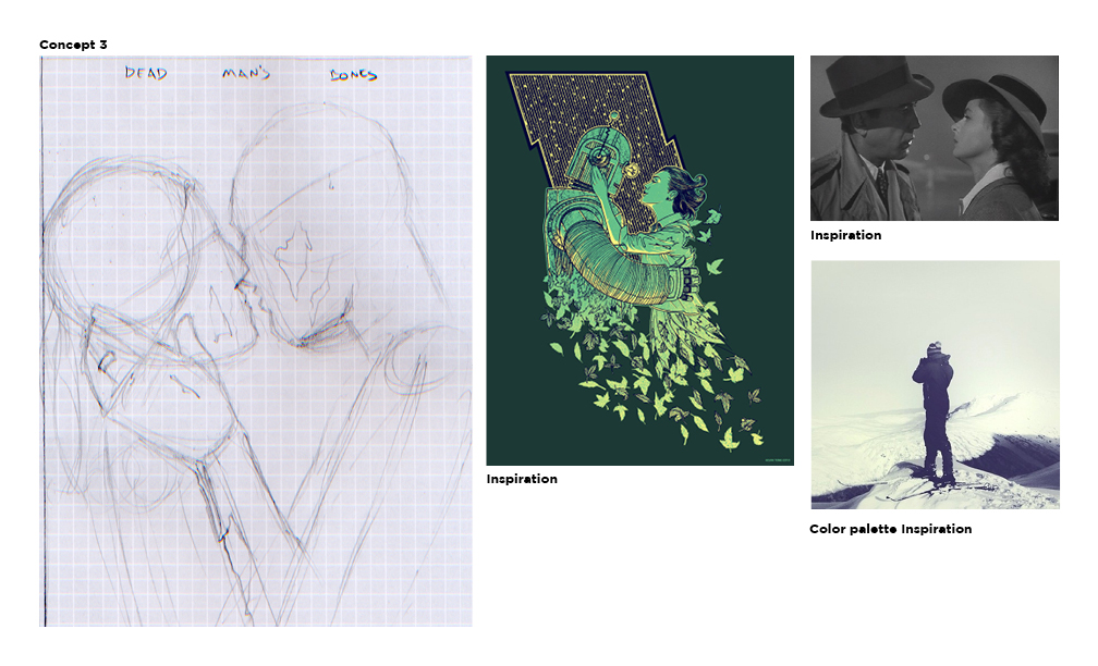 Dead Man's Bones - image 7 - student project