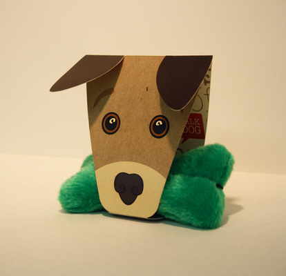 Handmade Toy Packaging - image 7 - student project