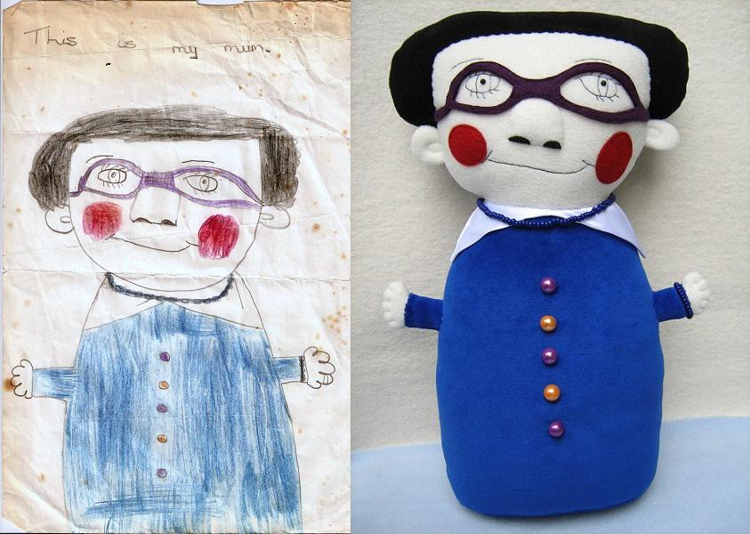 Handmade Toy Packaging - image 10 - student project