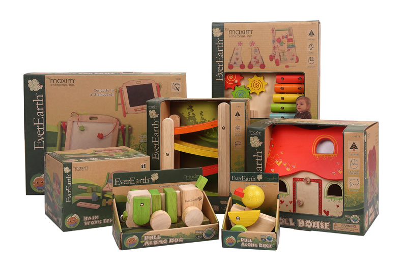 Handmade Toy Packaging - image 5 - student project