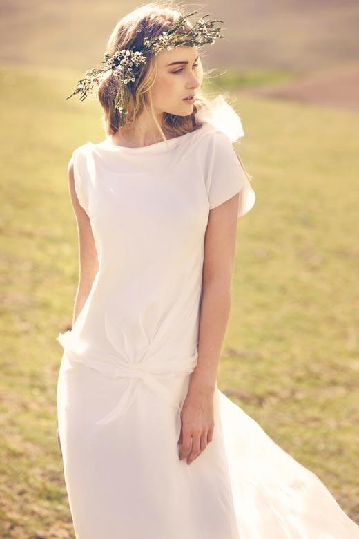I do: bridal fashion - image 3 - student project