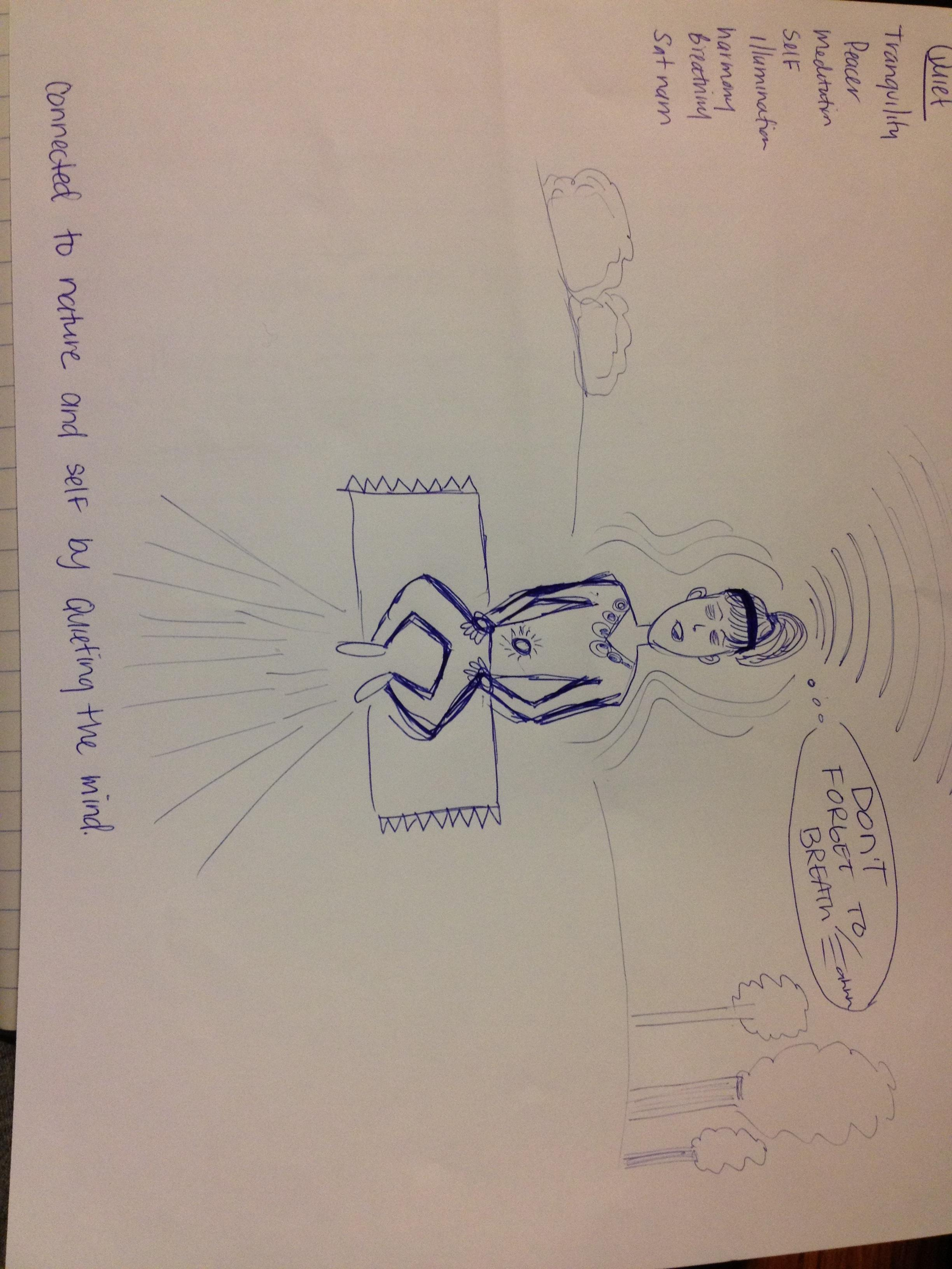Inner Peace  - image 1 - student project