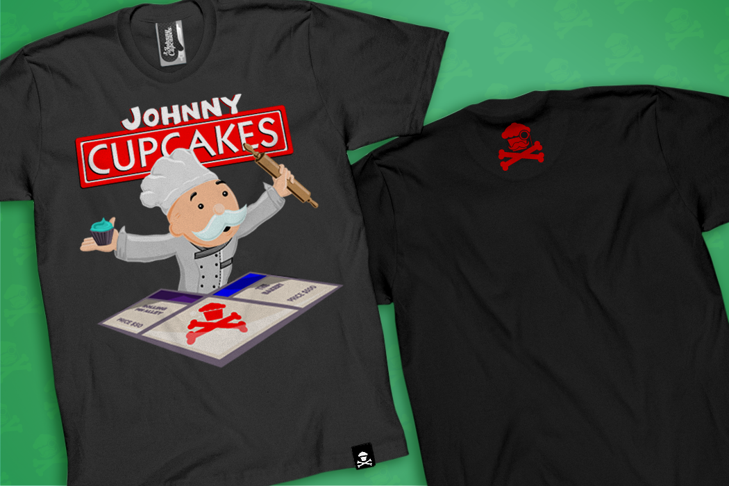 What makes Johnny Cupcakes? - image 1 - student project