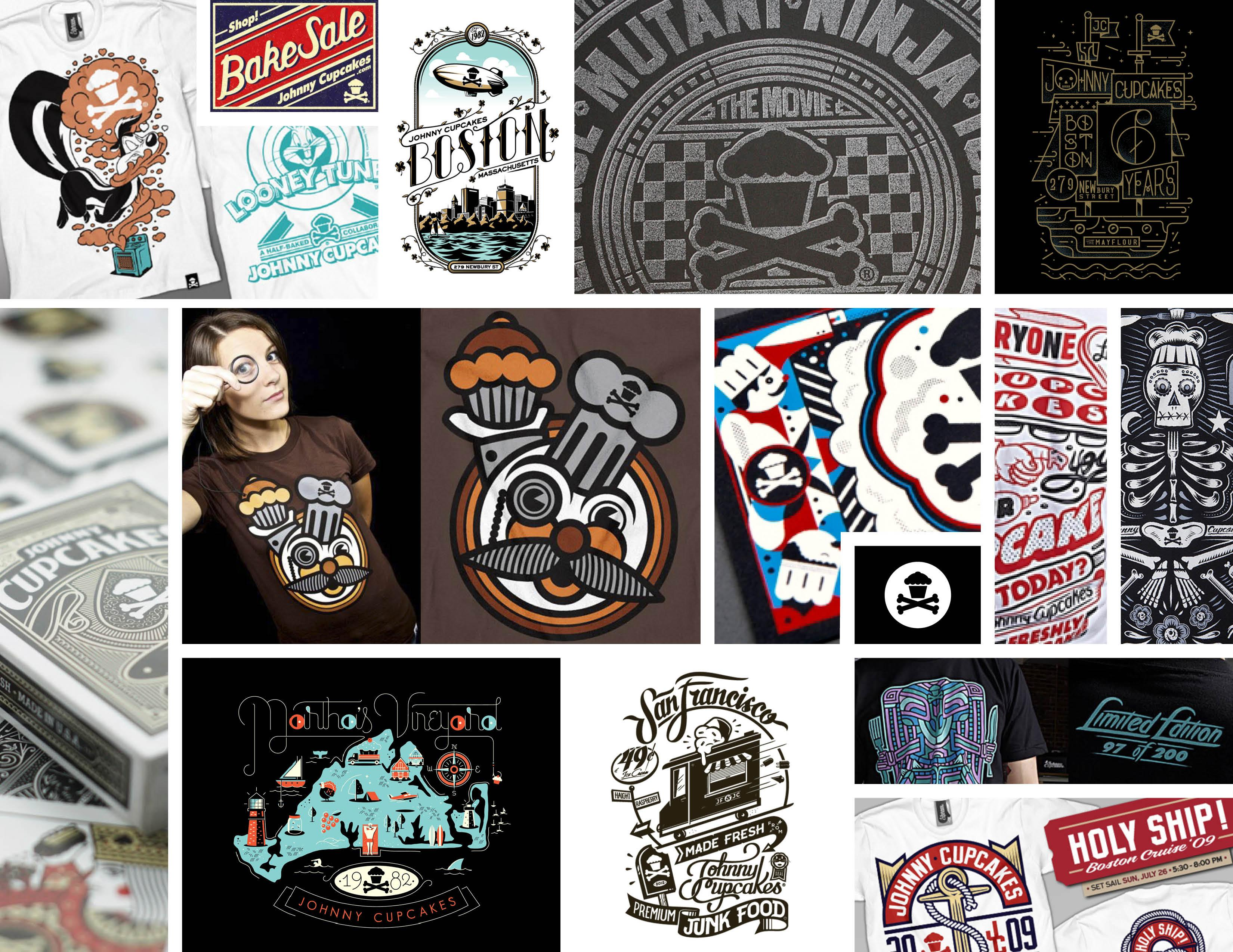 What makes Johnny Cupcakes? - image 3 - student project