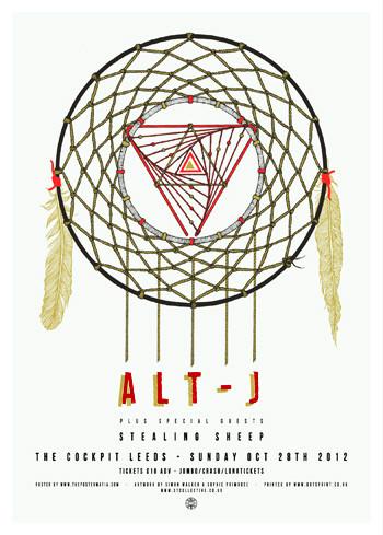 Alt-J - image 1 - student project