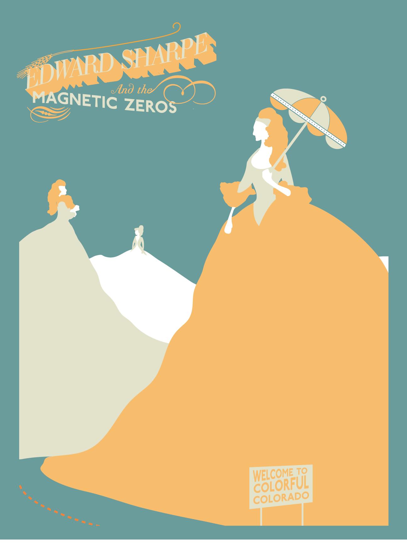 Edward Sharpe & the Magnetic Zeros //FINISHED!// - image 10 - student project
