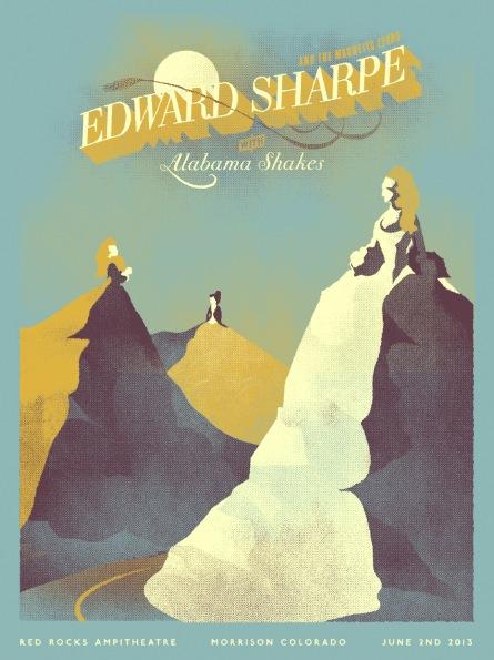 Edward Sharpe & the Magnetic Zeros //FINISHED!// - image 1 - student project