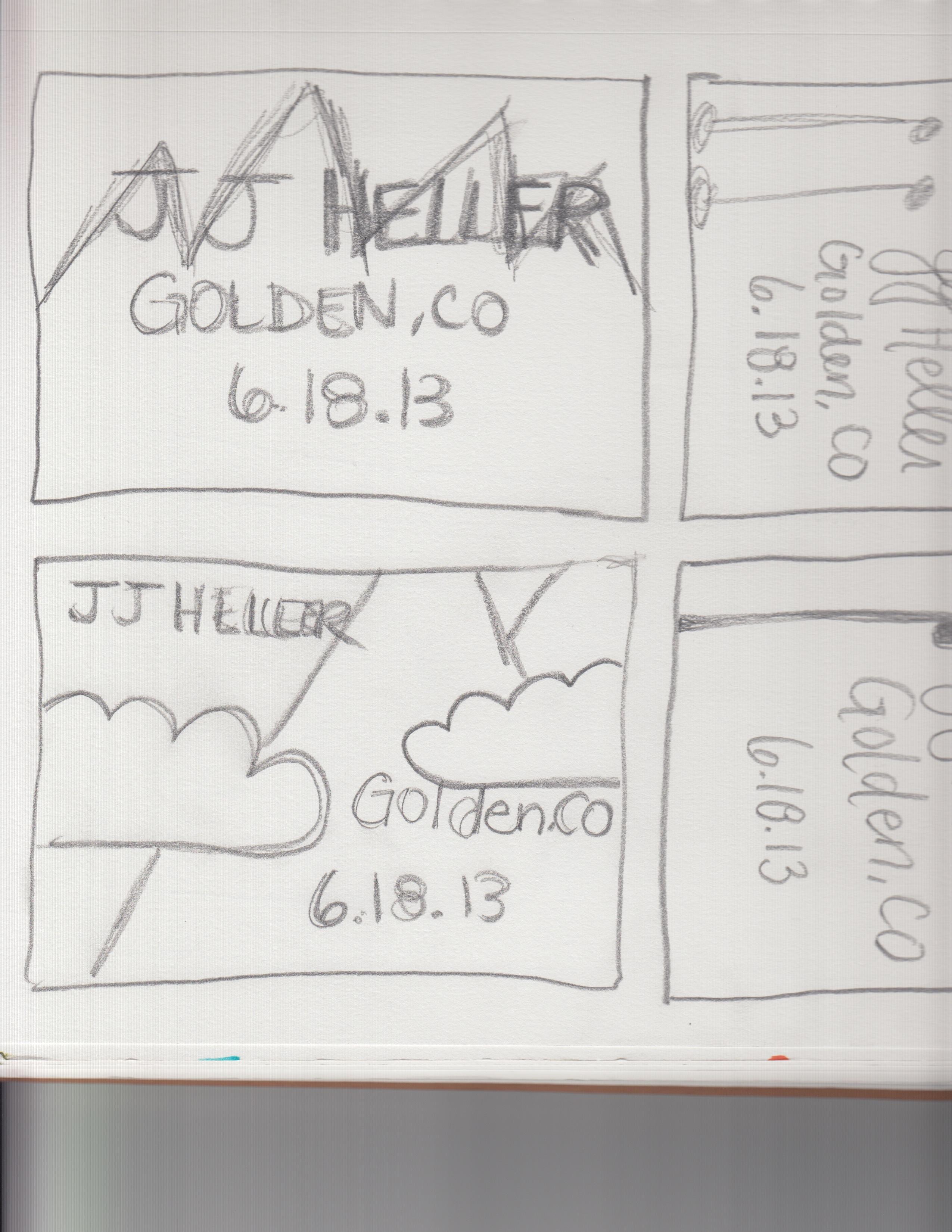 JJ Heller- Golden, CO  - image 4 - student project