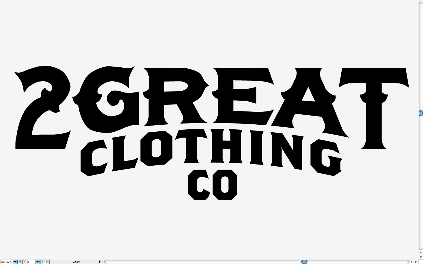 2Great Clothing Co. - image 25 - student project