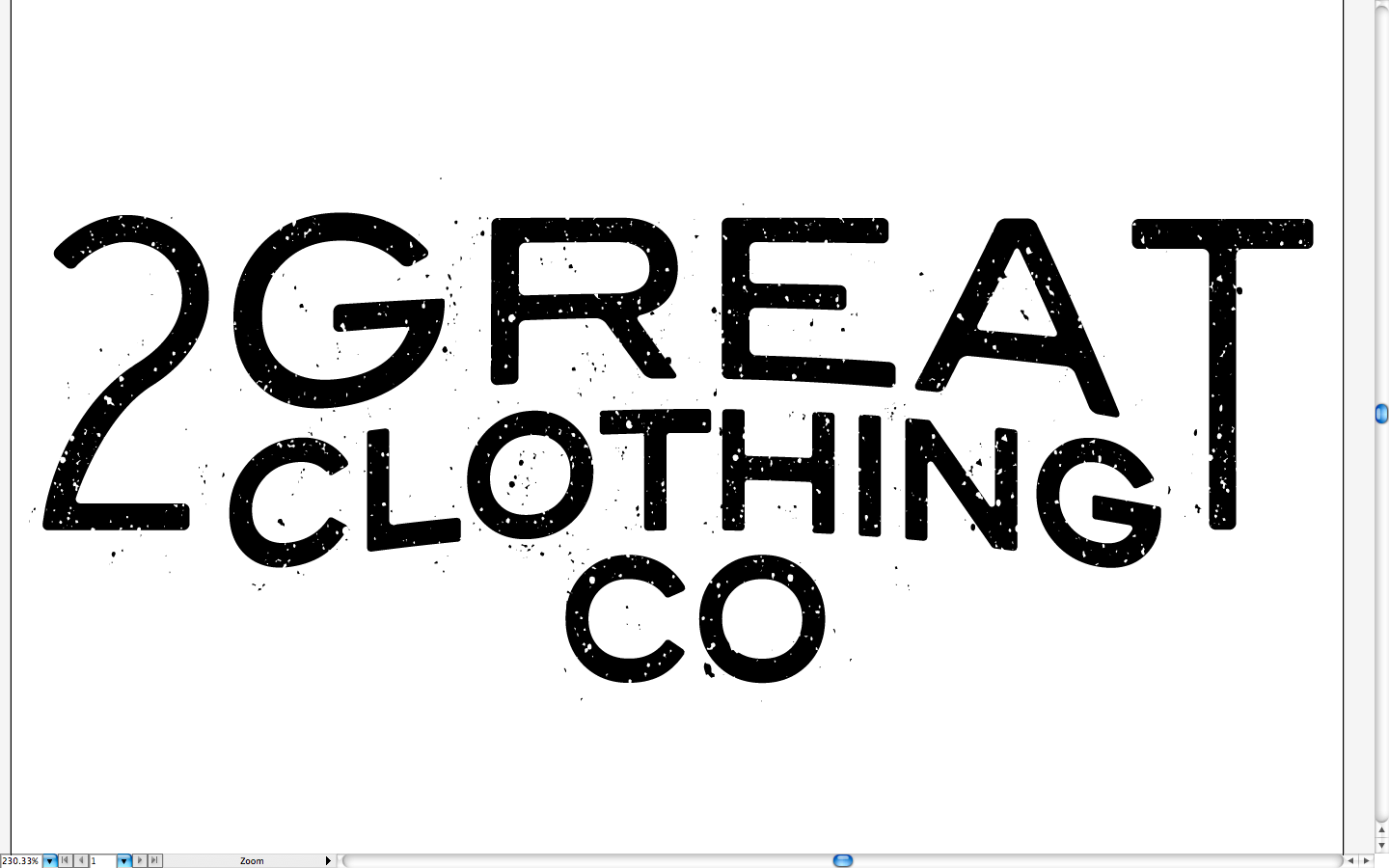 2Great Clothing Co. - image 20 - student project