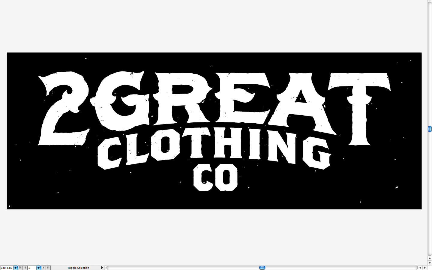 2Great Clothing Co. - image 29 - student project