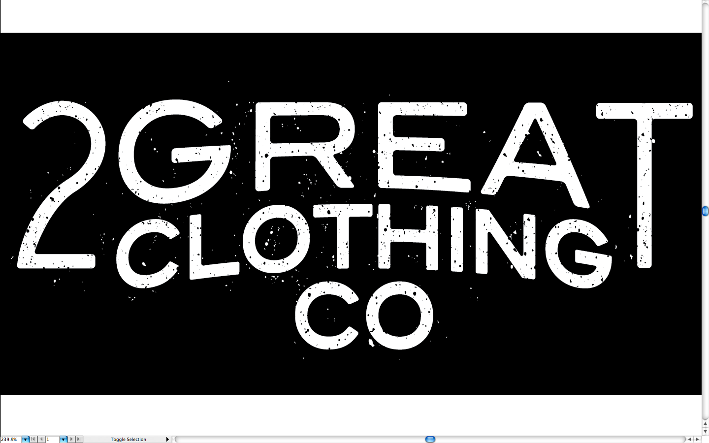 2Great Clothing Co. - image 21 - student project