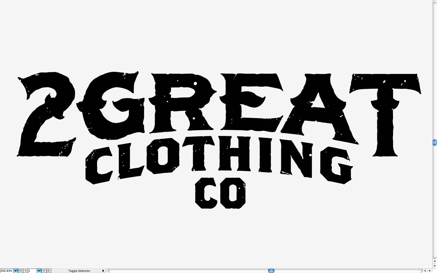2Great Clothing Co. - image 26 - student project