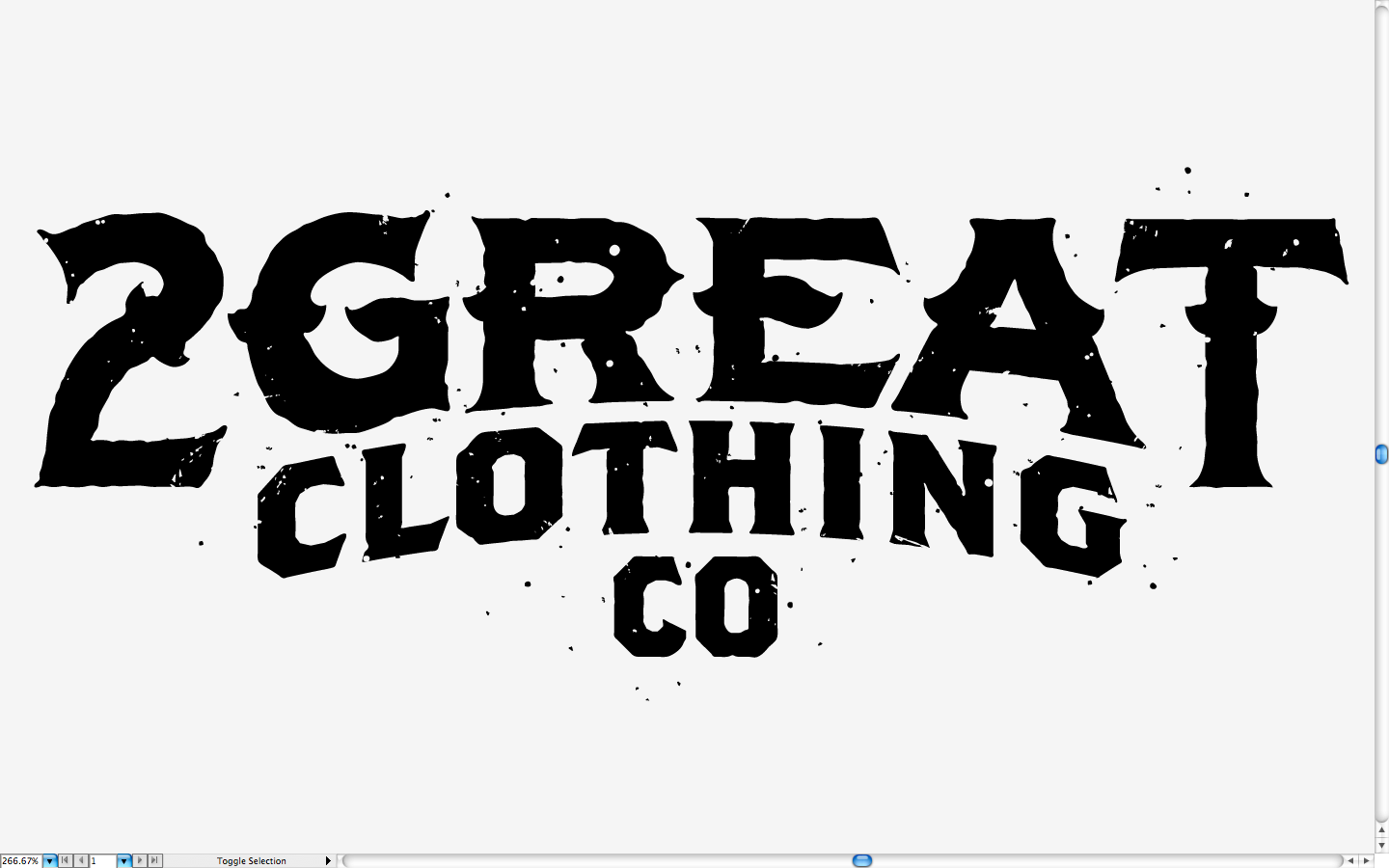2Great Clothing Co. - image 27 - student project