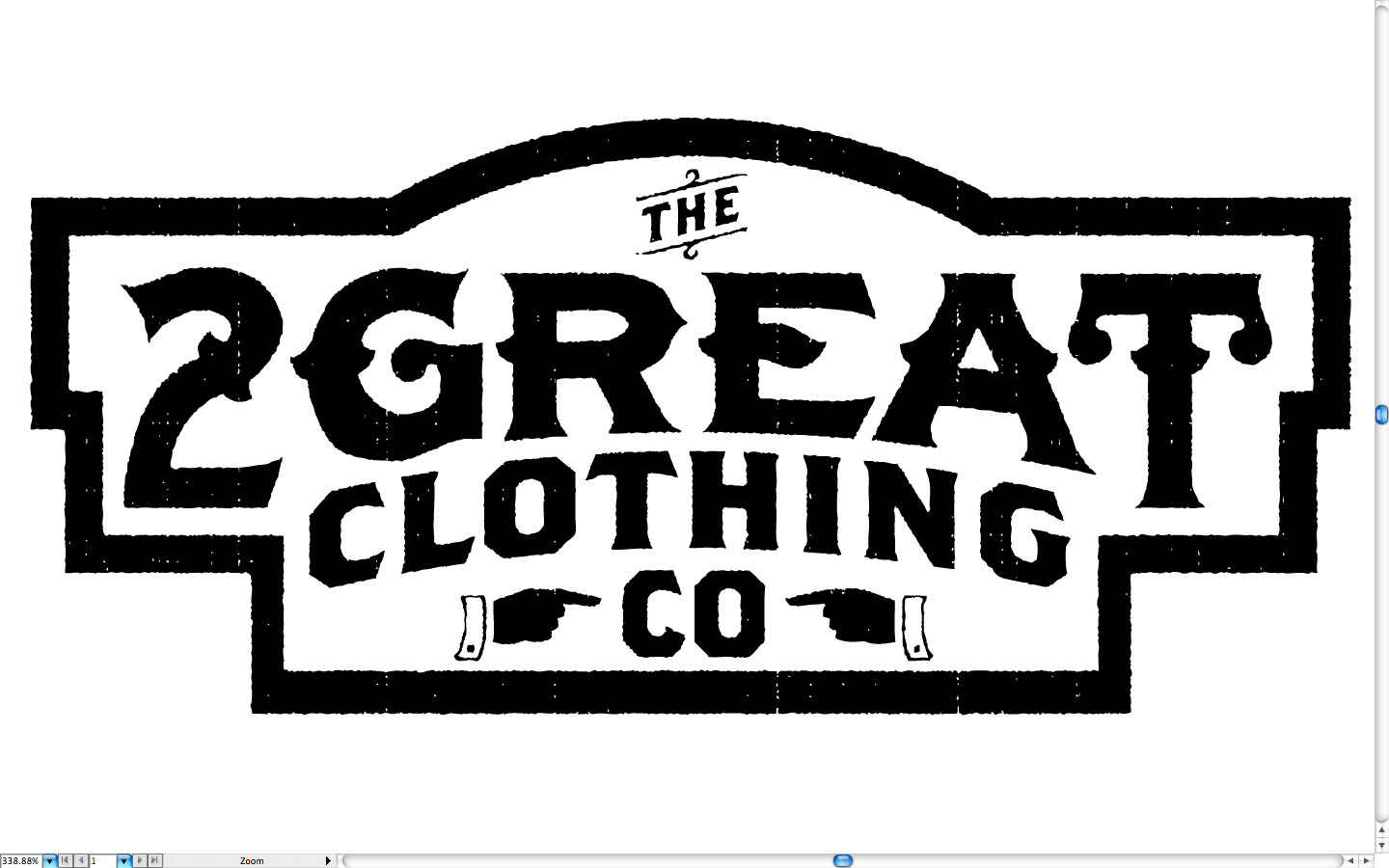 2Great Clothing Co. - image 24 - student project