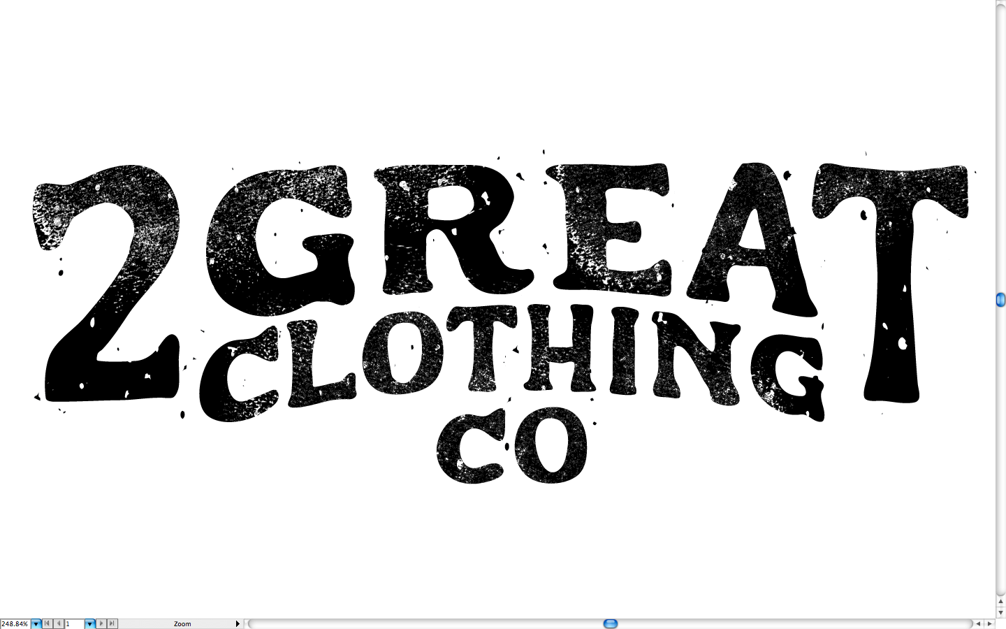 2Great Clothing Co. - image 22 - student project