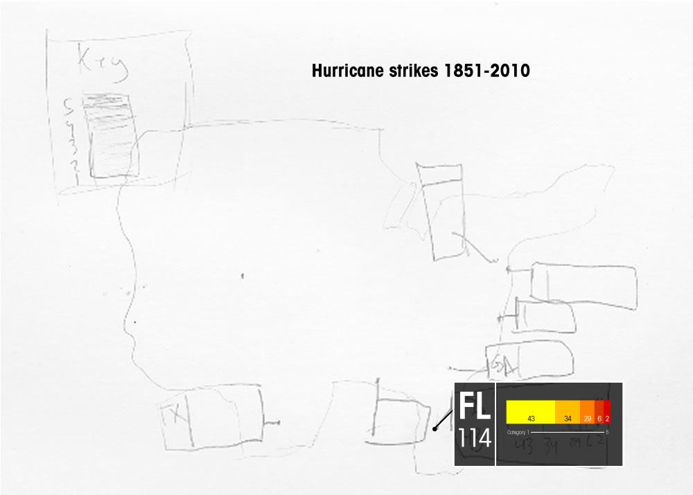 Hurricane Strikes 1851-2010 - image 1 - student project