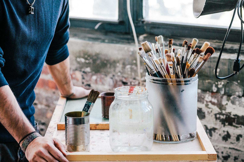 In Studio with Erik Maniscalco - image 4 - student project
