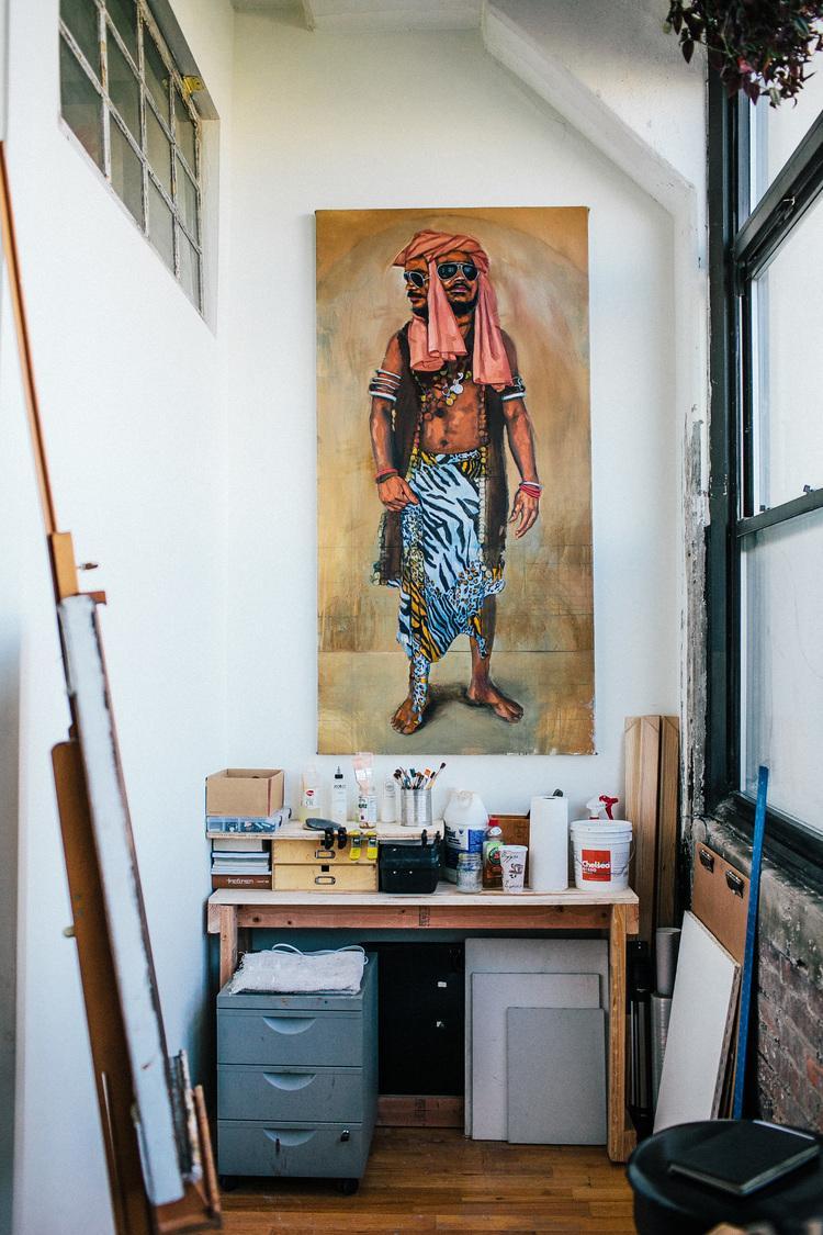 In Studio with Erik Maniscalco - image 3 - student project
