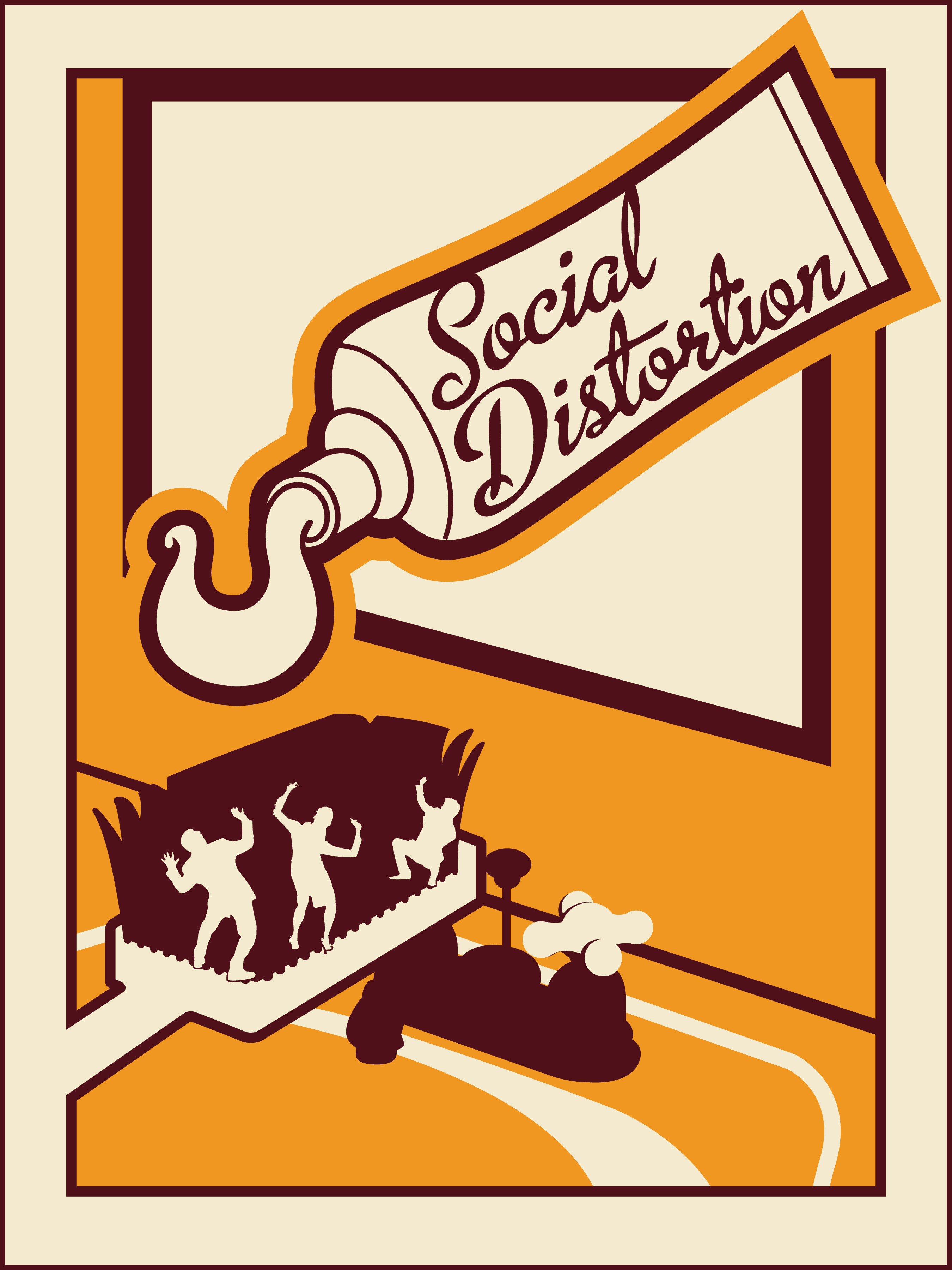 Social Distortion / *UPDATED* - image 14 - student project