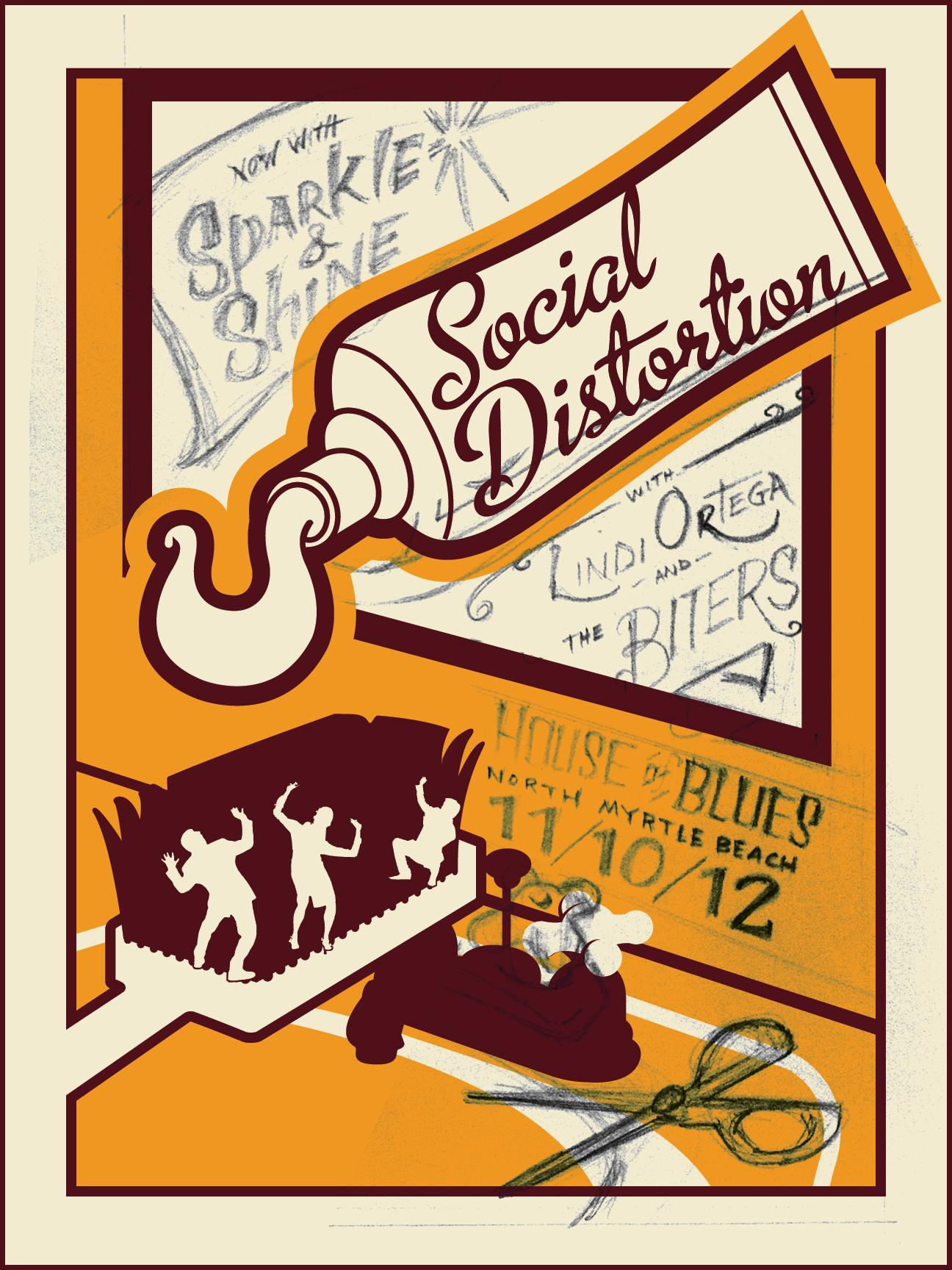 Social Distortion / *UPDATED* - image 13 - student project