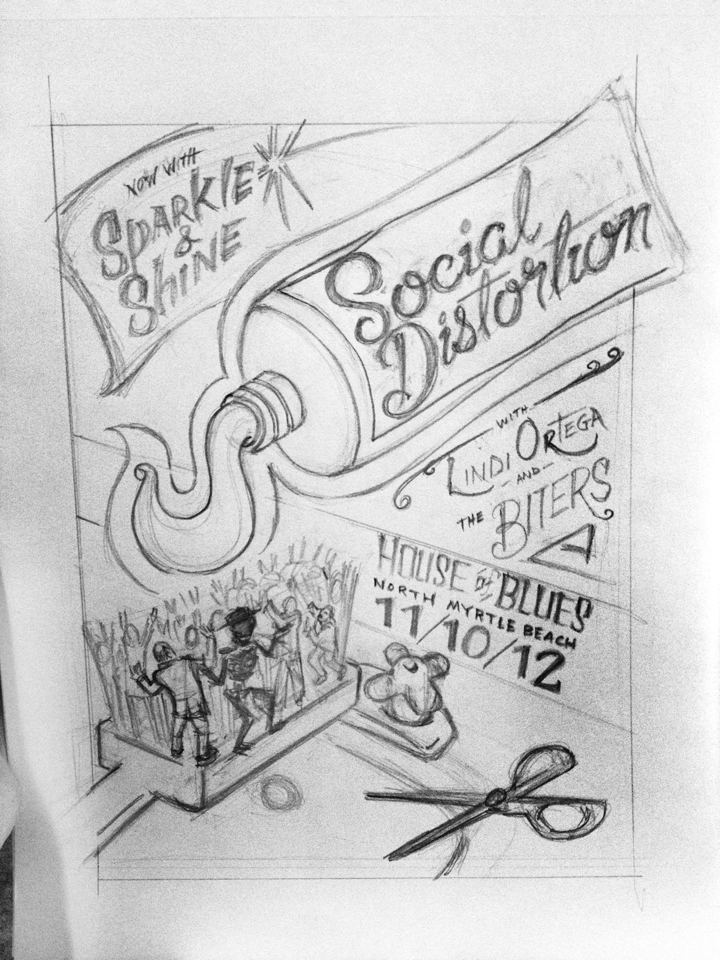Social Distortion / *UPDATED* - image 15 - student project