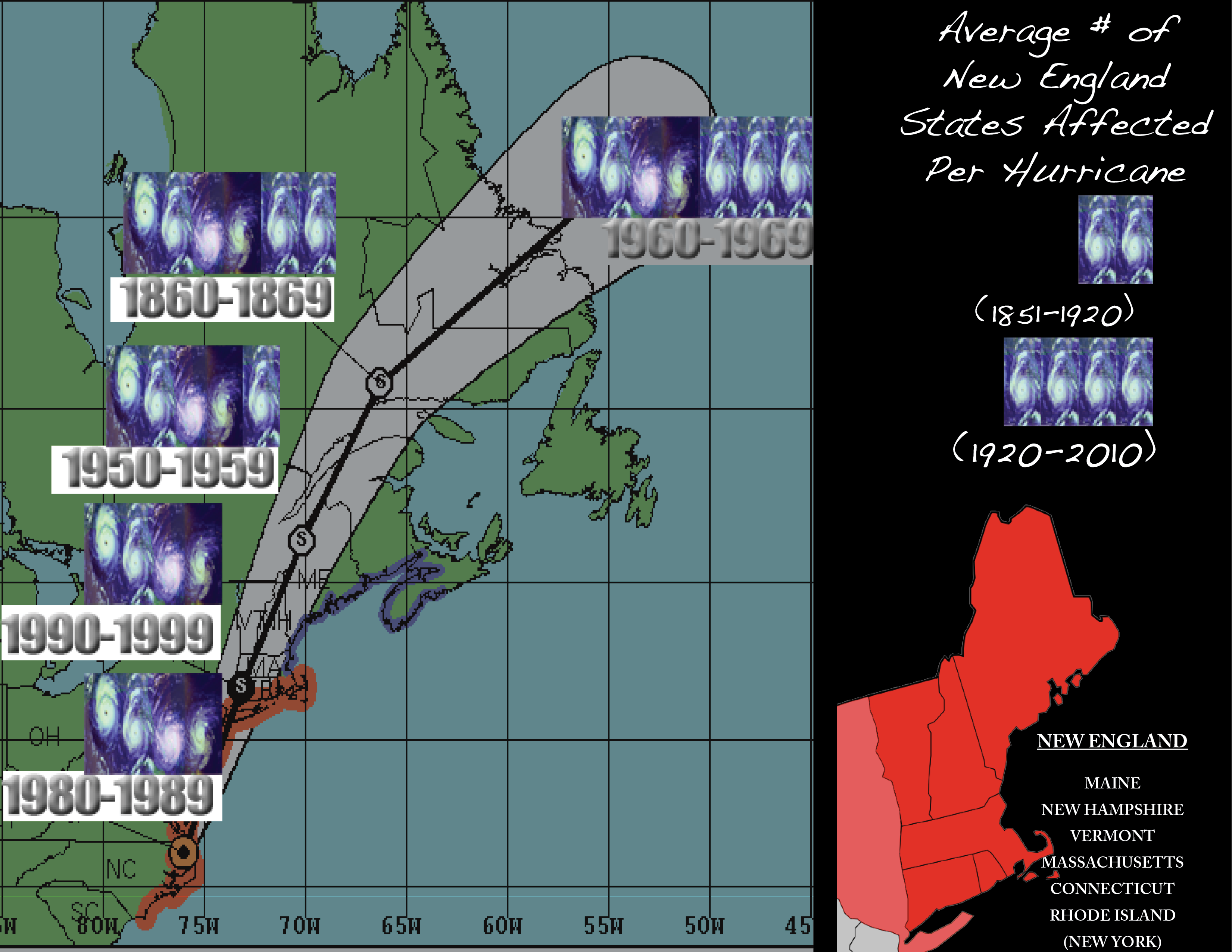 FINAL: New England Hurricanes from 1851-2010 - image 5 - student project
