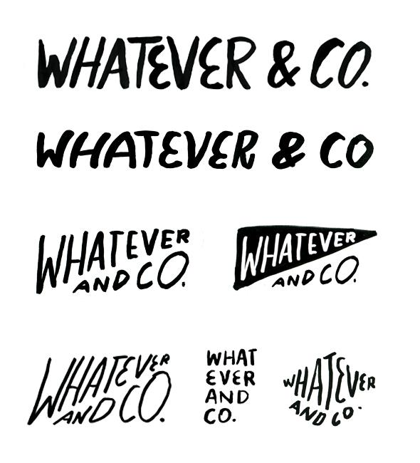 whatever & co. - image 1 - student project