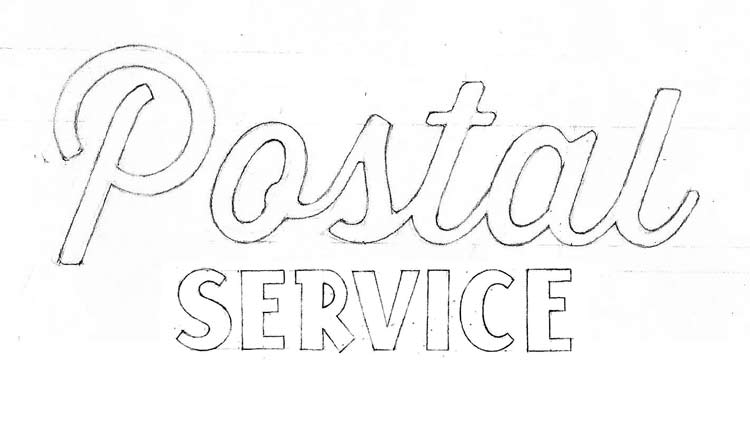 The Postal Service...2013! - image 15 - student project