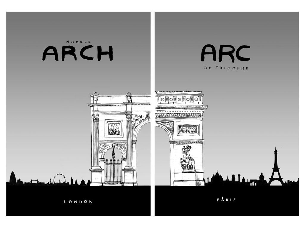 Arch to Arc Cycle - image 4 - student project