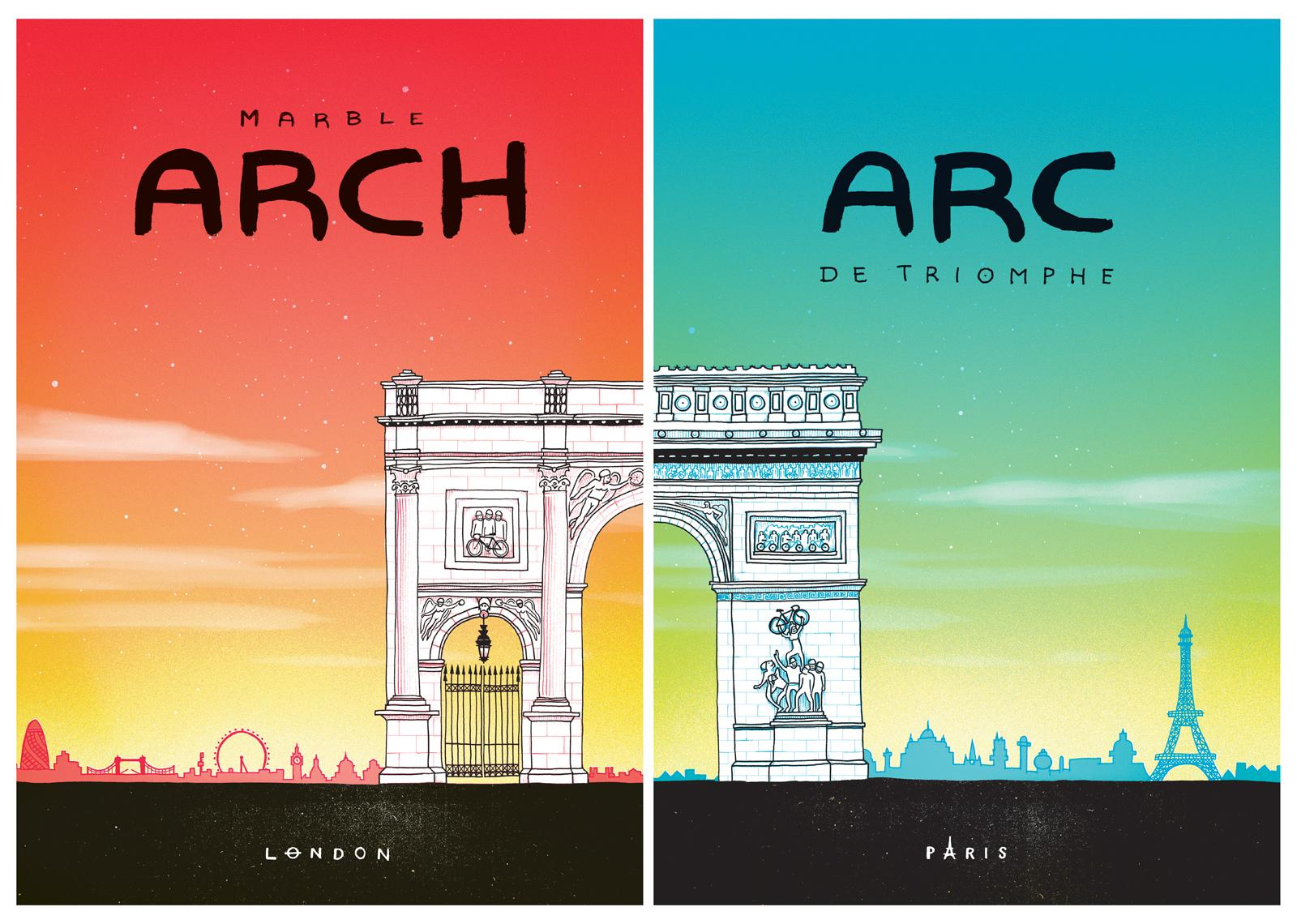 Arch to Arc Cycle - image 1 - student project