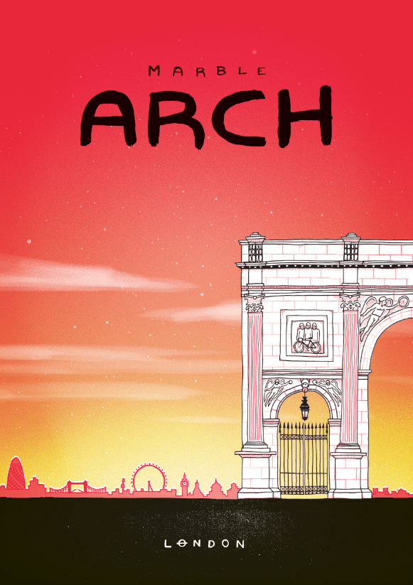 Arch to Arc Cycle - image 2 - student project