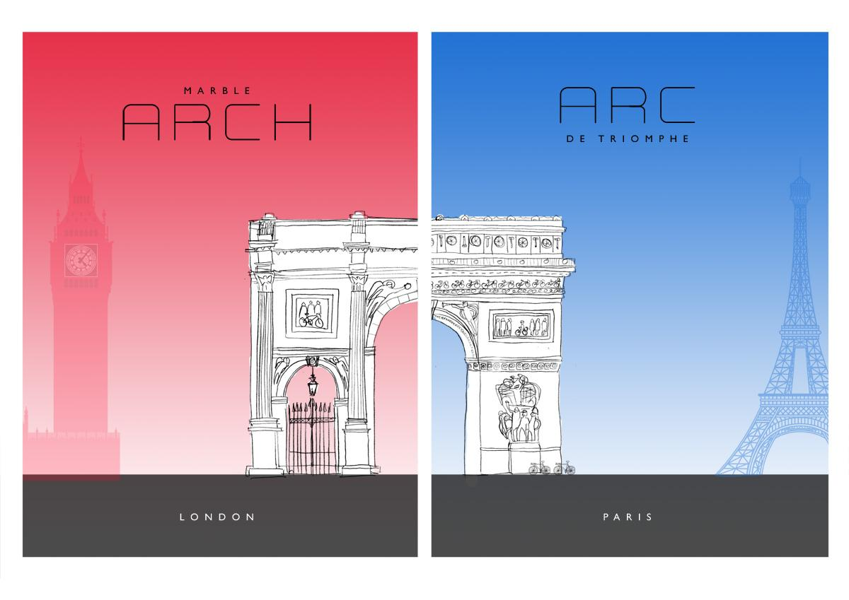 Arch to Arc Cycle - image 5 - student project