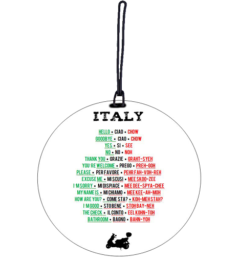 Travel Tags - image 1 - student project