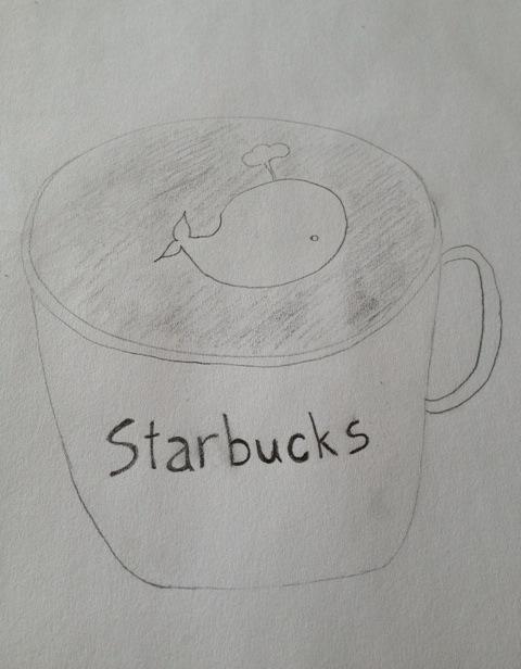 Mood Board (Starbucks) - image 1 - student project