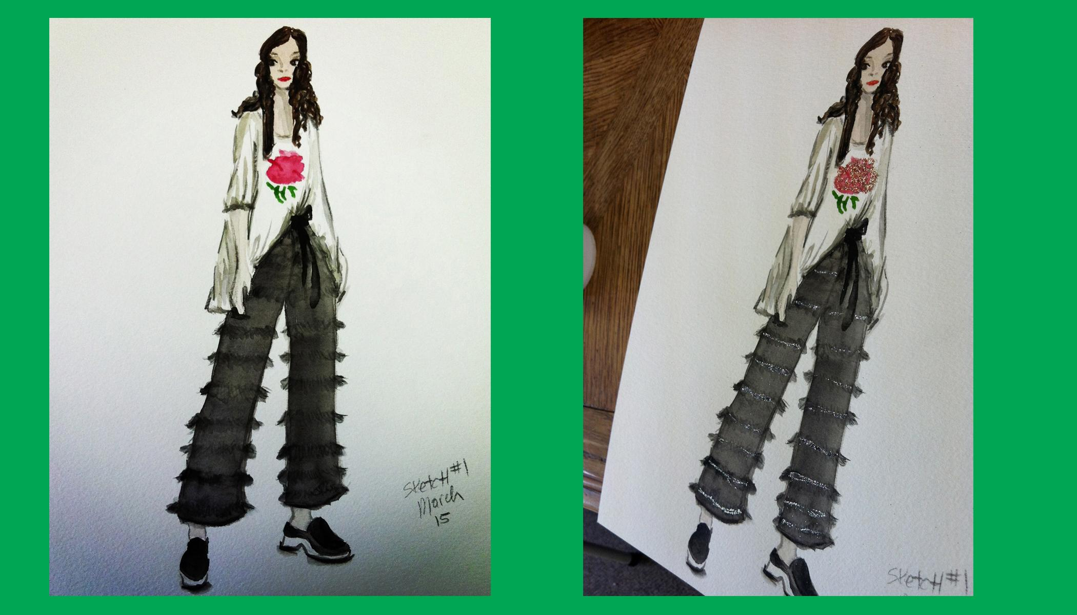 FINALW/C & Embellishments-California Dreaming - image 2 - student project