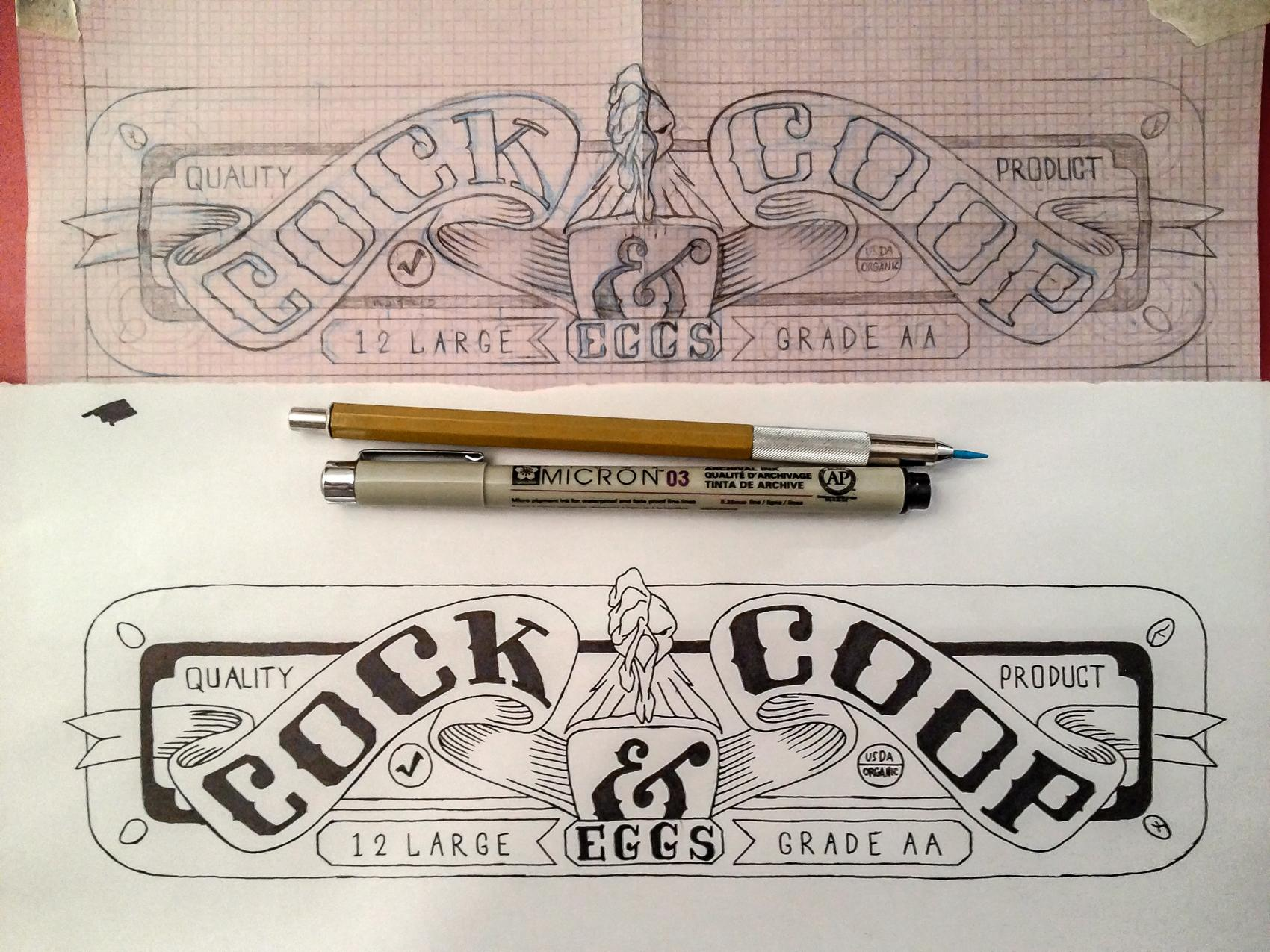 Cock & Coop - image 7 - student project