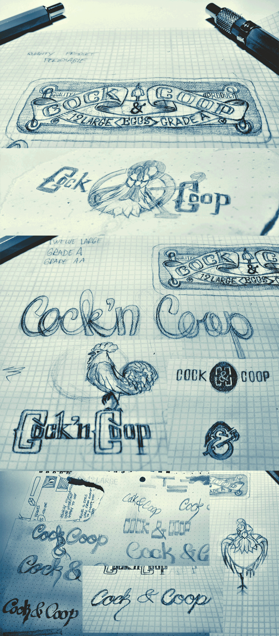 Cock & Coop - image 8 - student project