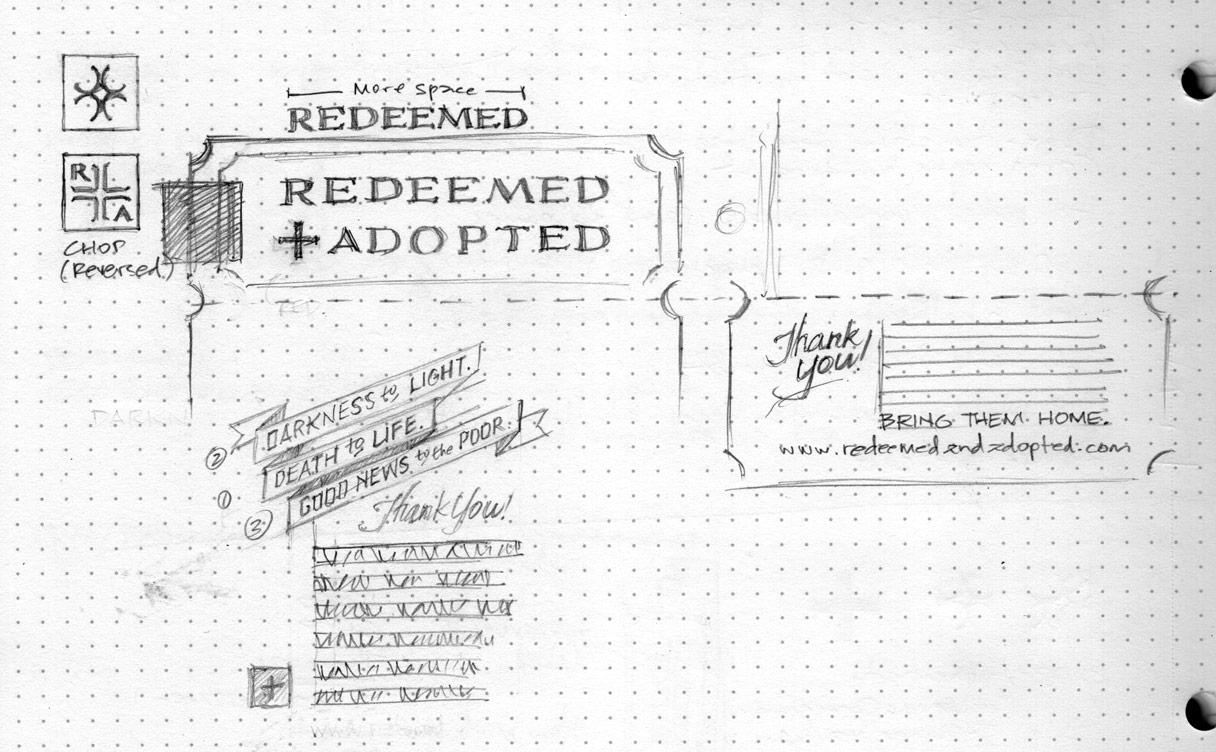 Redeemed + Adopted - image 2 - student project
