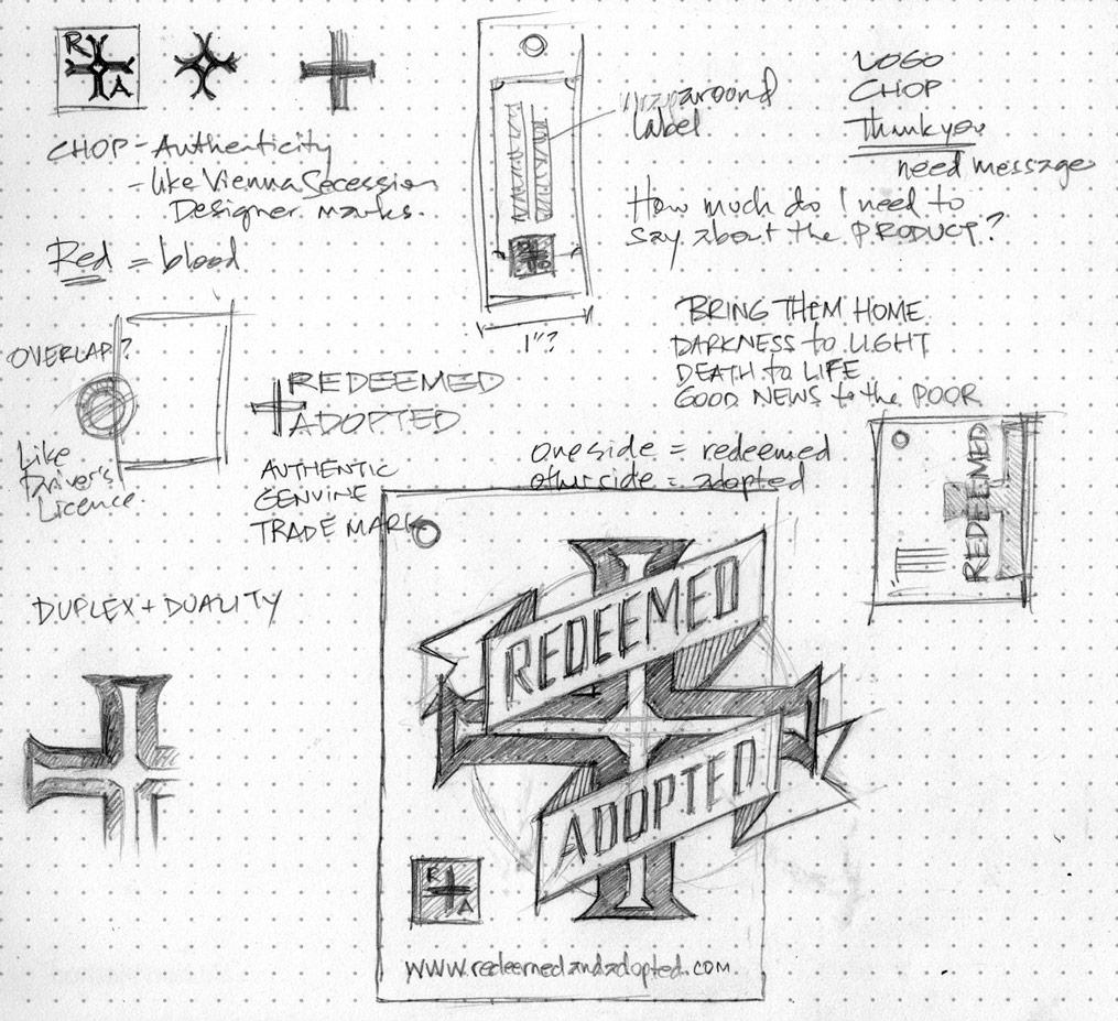 Redeemed + Adopted - image 1 - student project