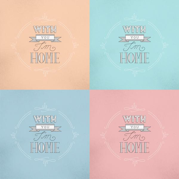 WITH YOU I'M HOME - image 1 - student project