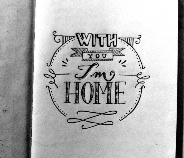 WITH YOU I'M HOME - image 8 - student project