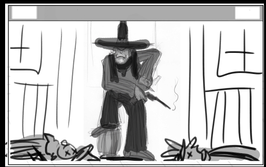 Sheriff the Kid vs Texas Red - image 14 - student project