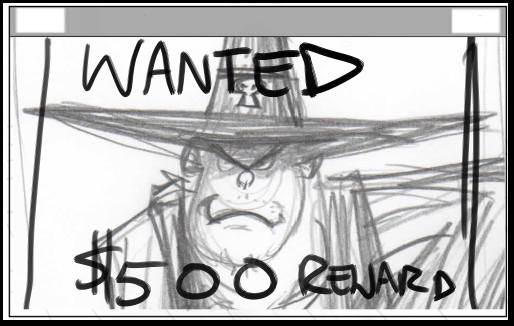 Sheriff the Kid vs Texas Red - image 12 - student project