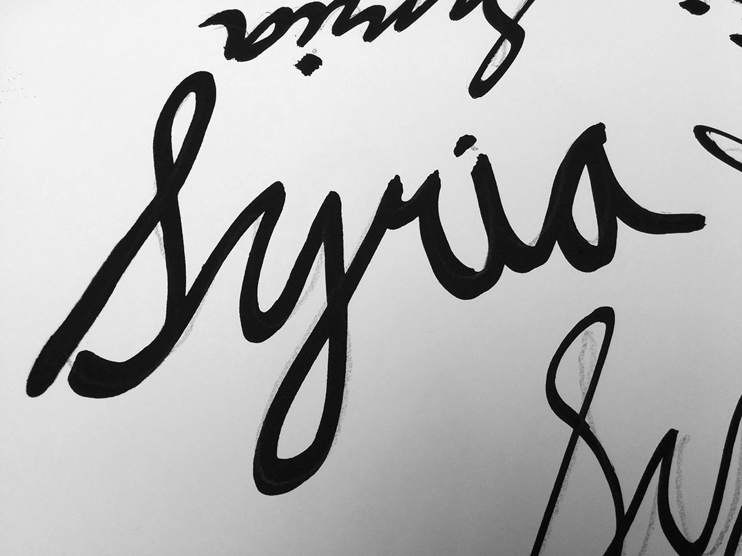 Shouting For Syria - image 43 - student project