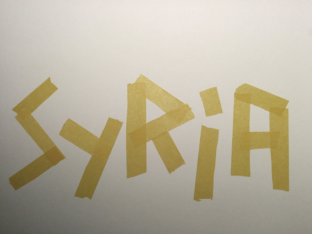 Shouting For Syria - image 52 - student project