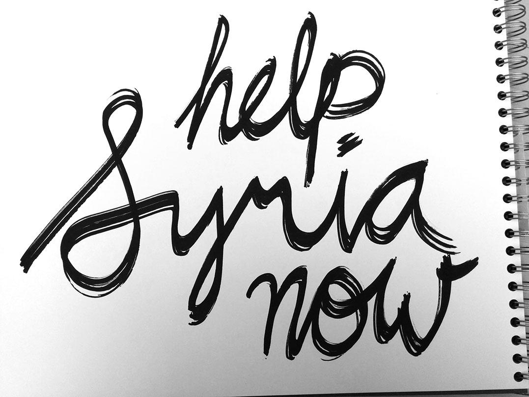 Shouting For Syria - image 78 - student project