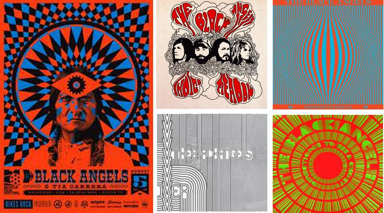 The Black Angels - image 1 - student project